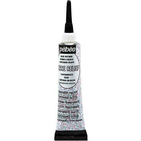 Pebeo Cerne Glass Paint Relief Outliner