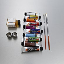 Cobra Water Mixable Oil Colour Gift Set