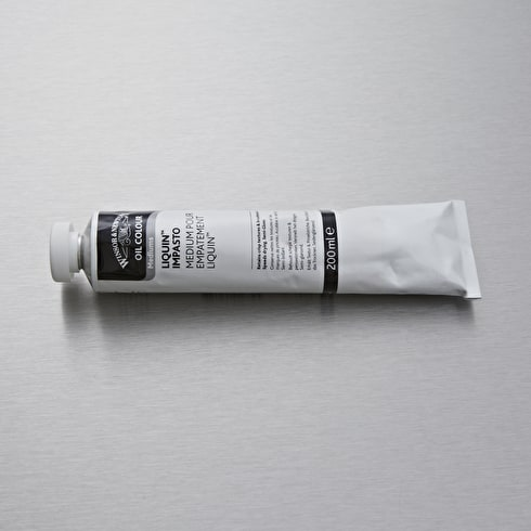 Winsor & Newton Liquin Impasto Medium | Painting Mediums | Cass Art