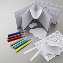 Creativity For Kids Pop-Up Book Mini Kit
