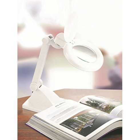 The Daylight Company Table Magnifying Lamp