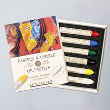 Sennelier Oil Pastel Discovery Set of 6