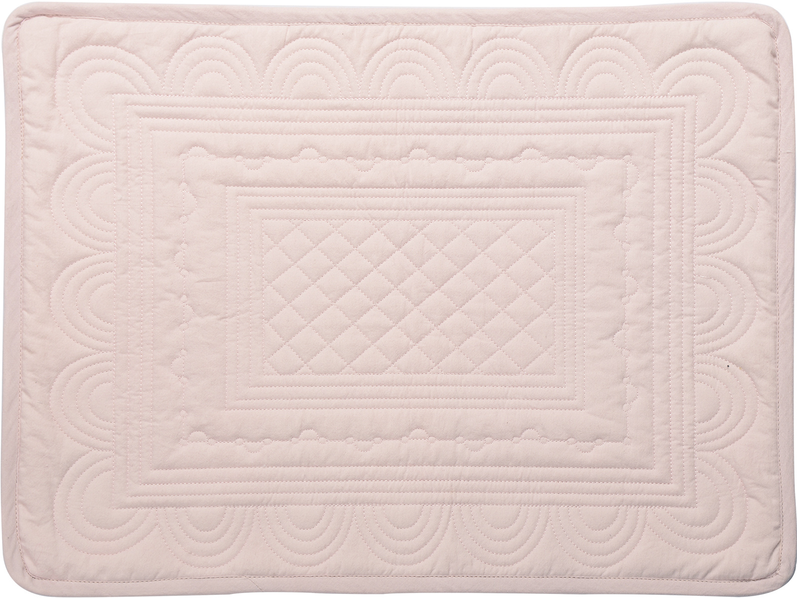 M By Mikasa Hush Loose Quilted Mat