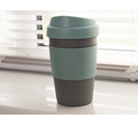 La Cafetiere Pp Travel Cup 340ml Grey / Blue