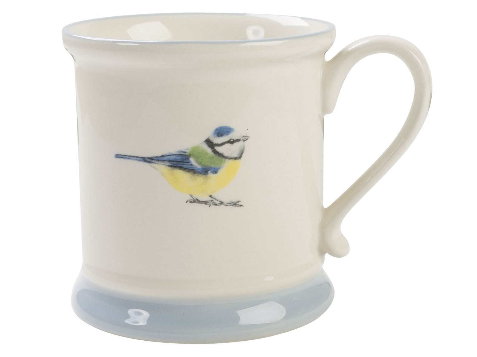 Creative Tops Into The Wild Blue Tit Tankard Mug