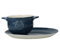 Kew Gardens Richmond Soup Bowl And Bread Plate Set