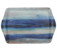 Creative Tops Blue Abstract Scatter Tray