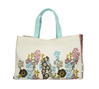 Katie Alice Pretty Retro Canvas Bag