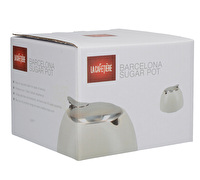 La Cafetiere Barcelona 450ml Sugar Pot White
