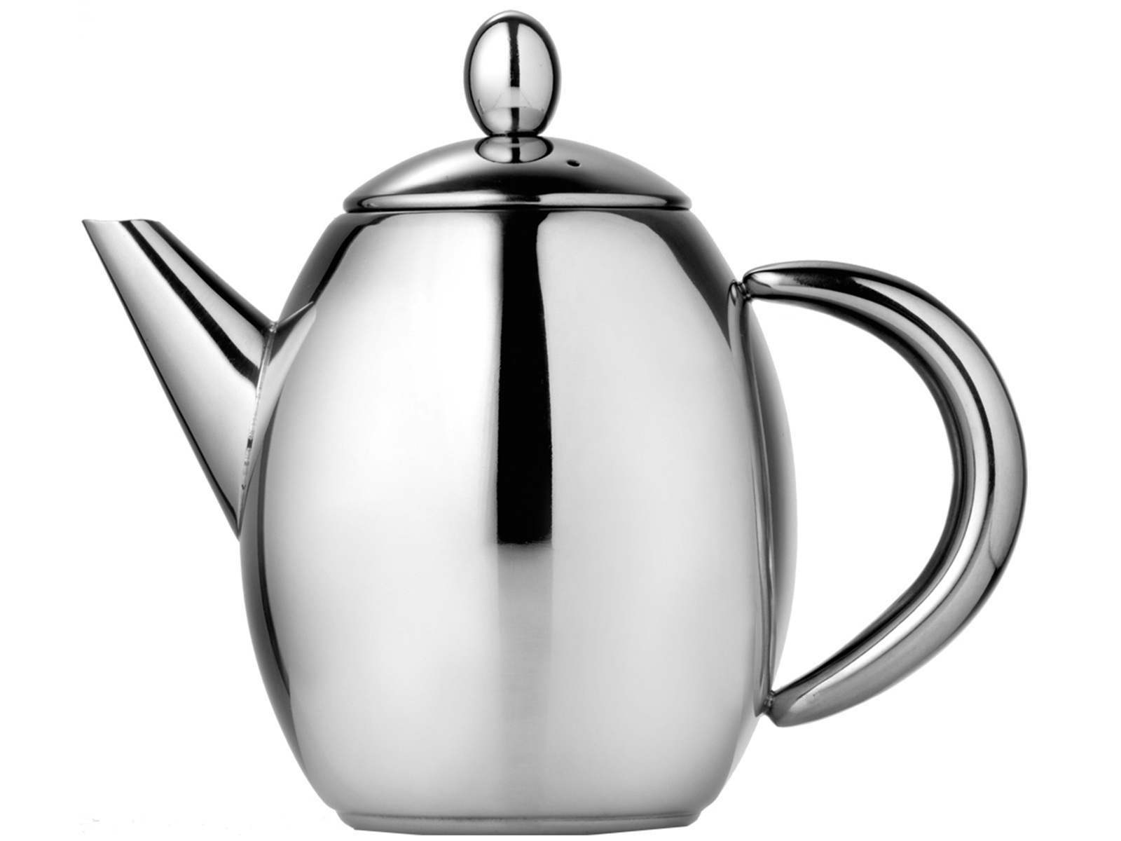 La Cafetiere Paris 1000ml Stainless Steel Teapot