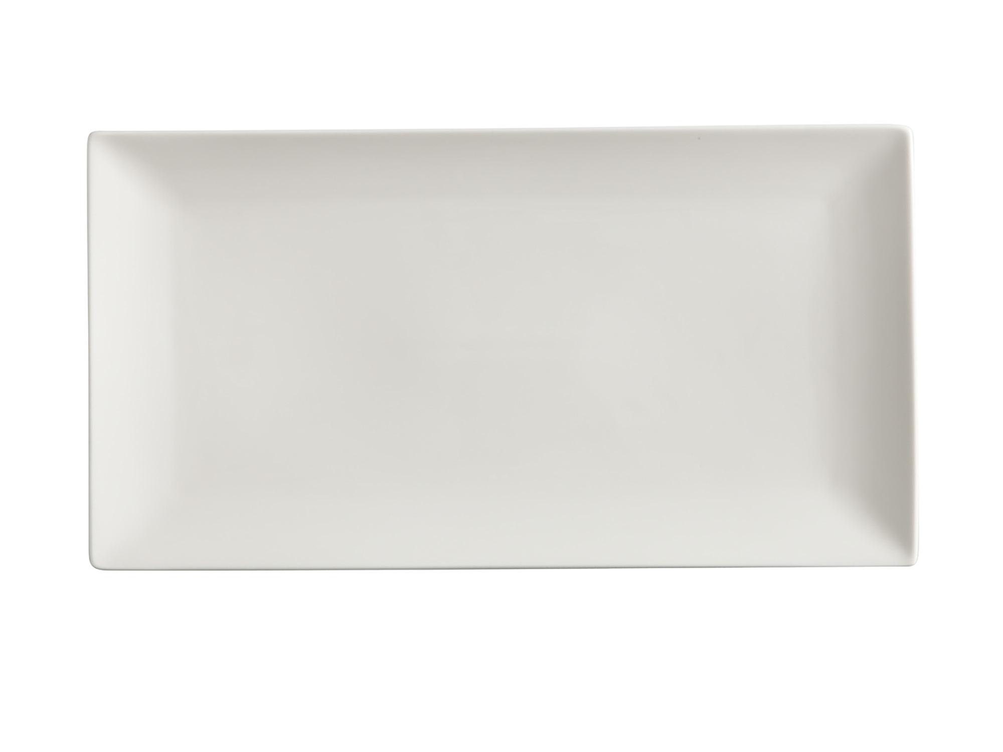 Maxwell & Williams White Basics Linear 35X19Cm Rectangle Platter Gift Boxed
