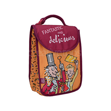 Roald Dahl Charlie And The Chocolate Factory Lunch Bag