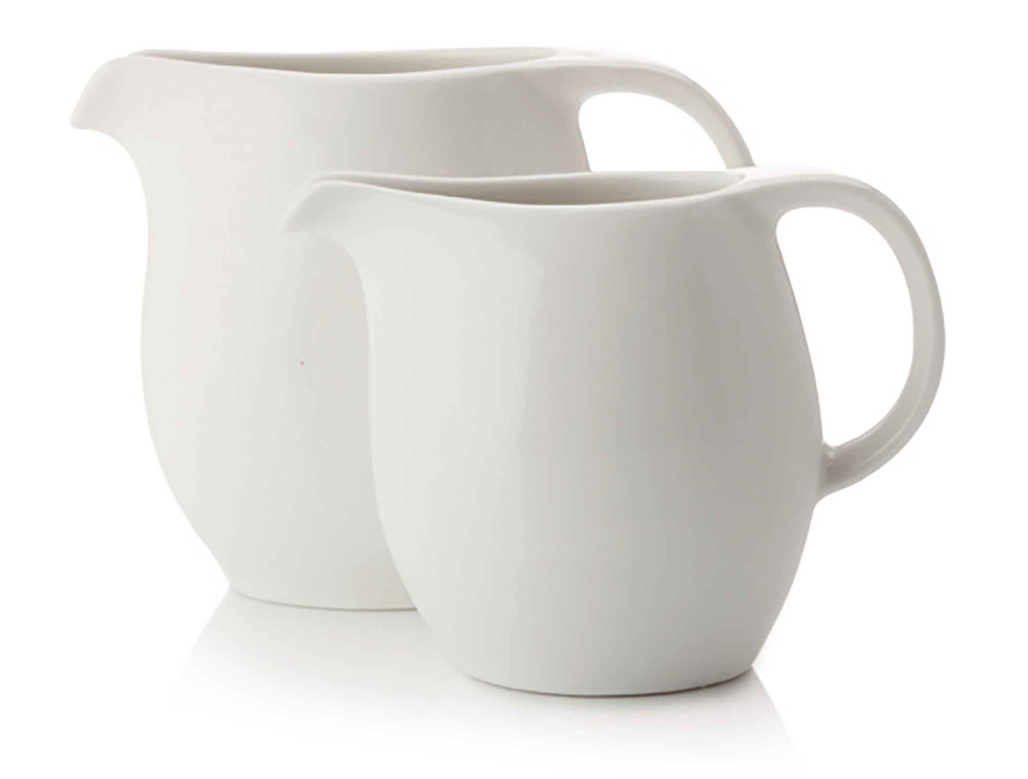 Maxwell & Williams White Bistro 200Ml Oval Creamer