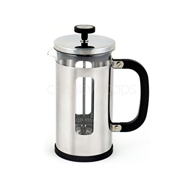 La Cafetiere Pisa 3 Cup Cafetiere Chrome