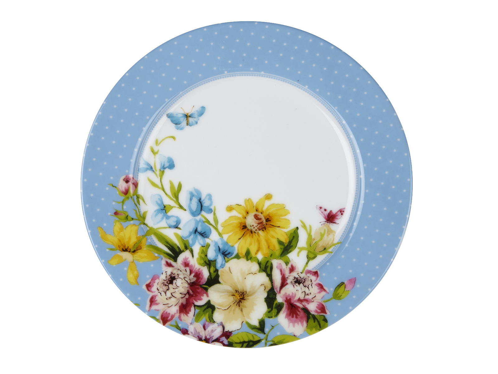 Katie Alice English Garden Side Plate