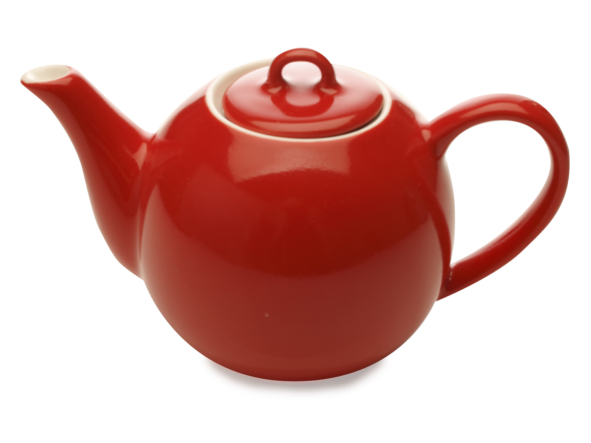 Maxwell & Williams Cafe Culture 400Ml Teapot Rosso