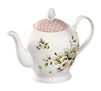 Katie Alice Cottage Flower 6 Cup Teapot