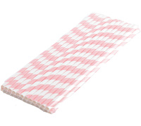 Creative Tops Retro Treats Pack Of 25 Striped Straws