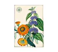 Kew Gardens Treasure Flower Tea Towel