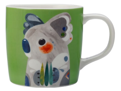 Maxwell & Williams Pete Cromer 375ml Mug Koala Gift Boxed