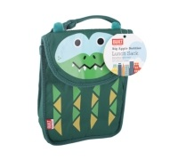 Built Big Apple Buddies Alligator Lunch Sack