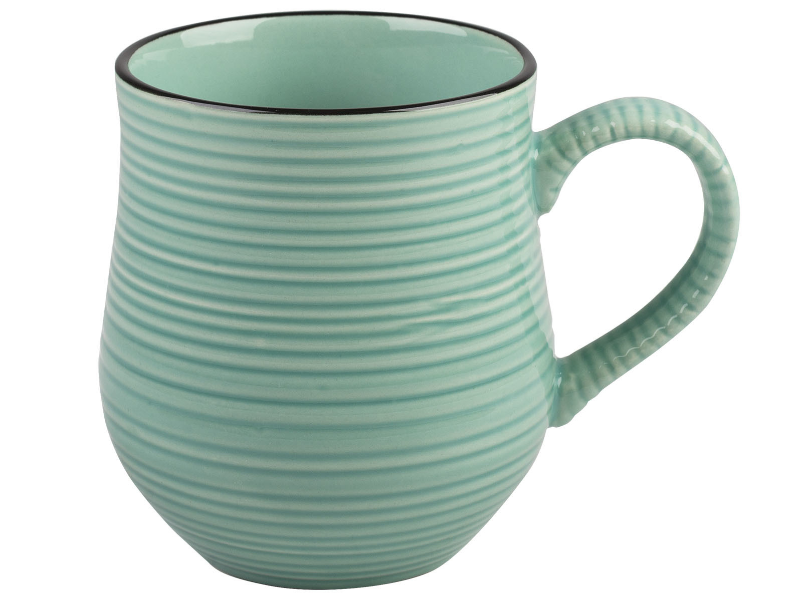 La Cafetiere Core Brights Colour Mug Aqua
