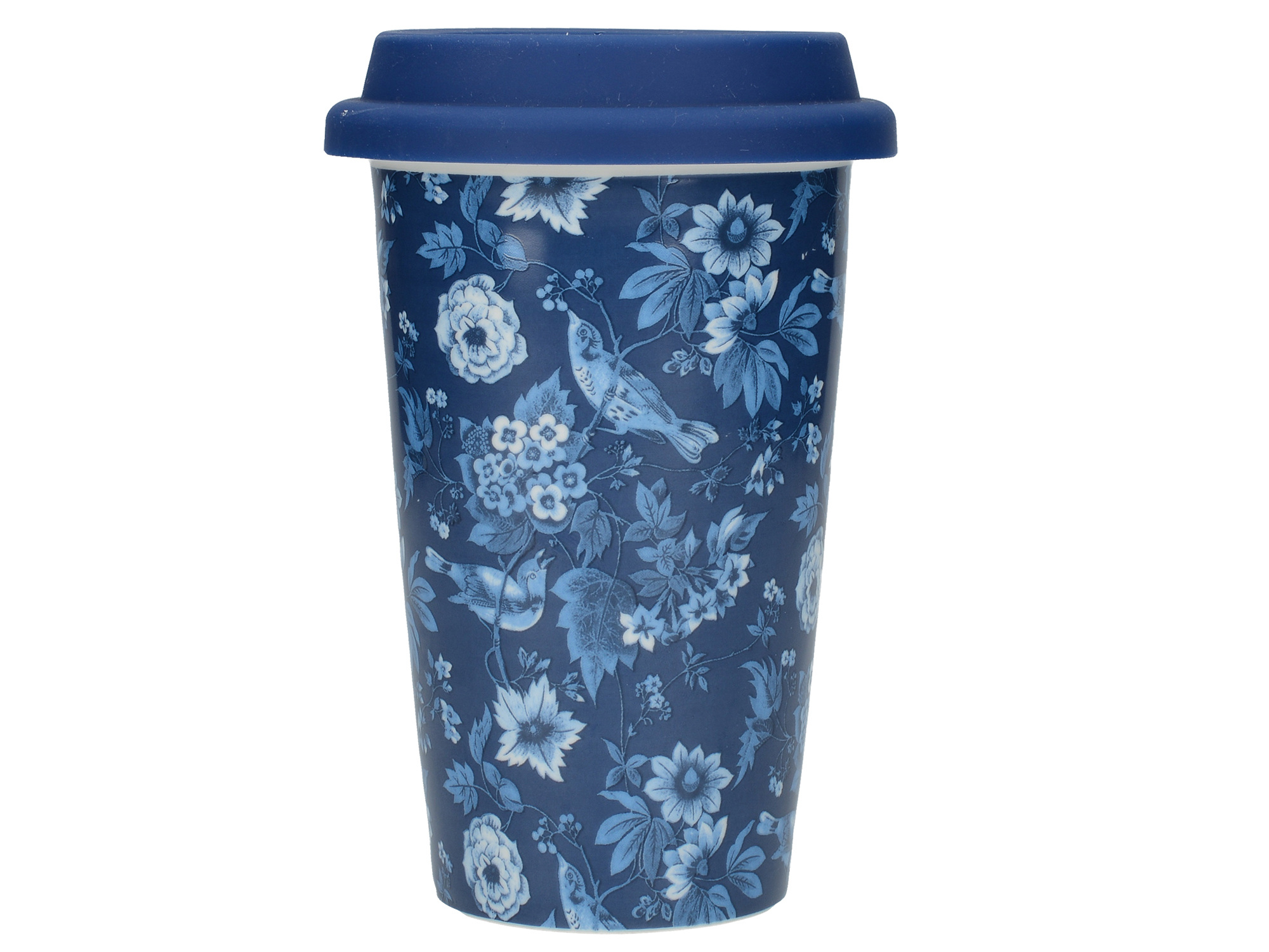 Victoria And Albert Garden Birds Travel Mug