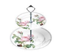 Kew Gardens Redoute Classic Cake Stand