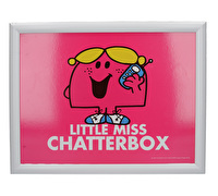Mr Men Little Miss Chatterbox Mobile Laptray