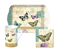 Creative Tops Postcard Time For Tea