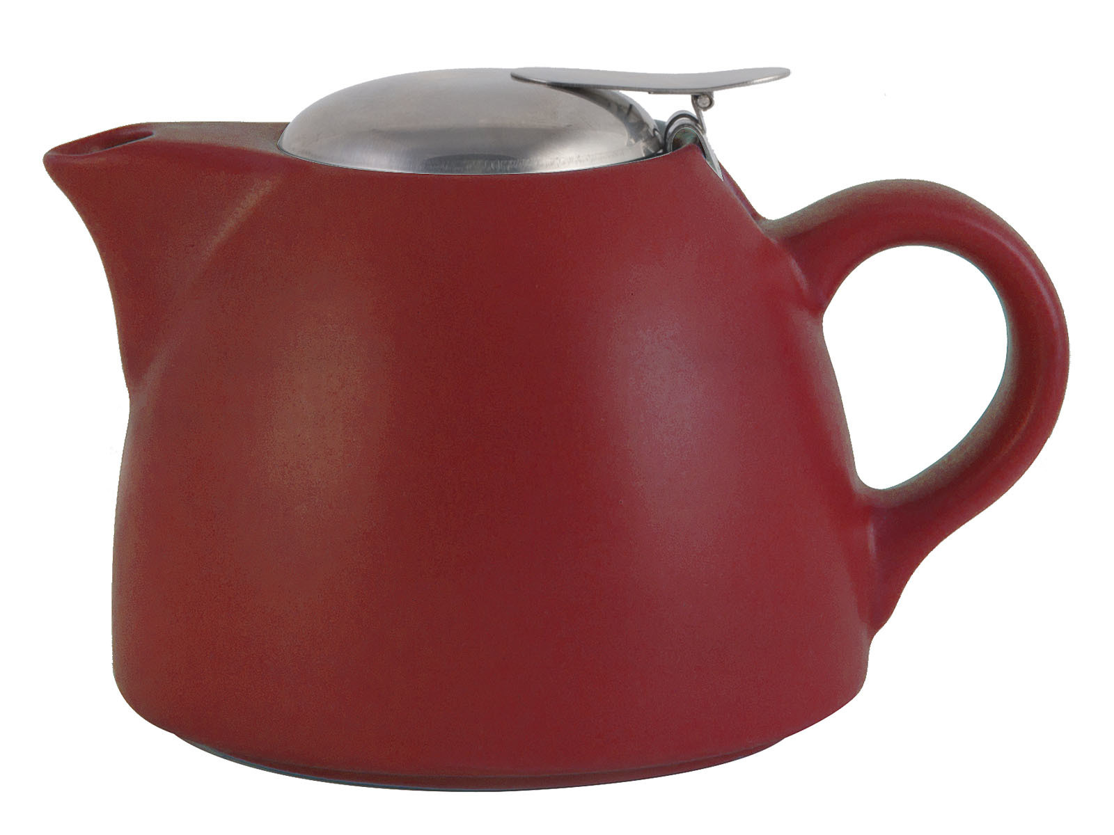 La Cafetiere Barcelona 1300ml Teapot Red