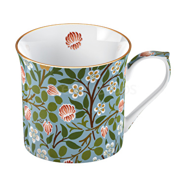 Victoria and Albert William Morris Clover Palace Mug