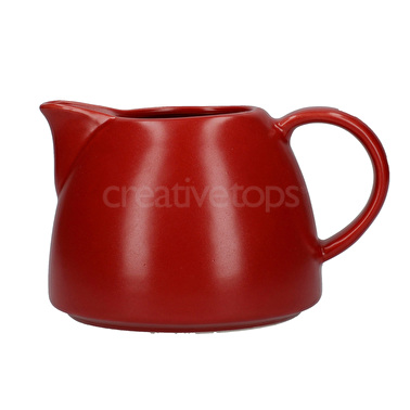 La Cafetiere Barcelona 380ml Milk Jug Red