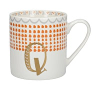 Creative Tops Alphabet Can Mug Q