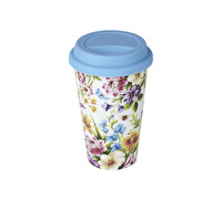 Katie Alice English Garden Travel Mug