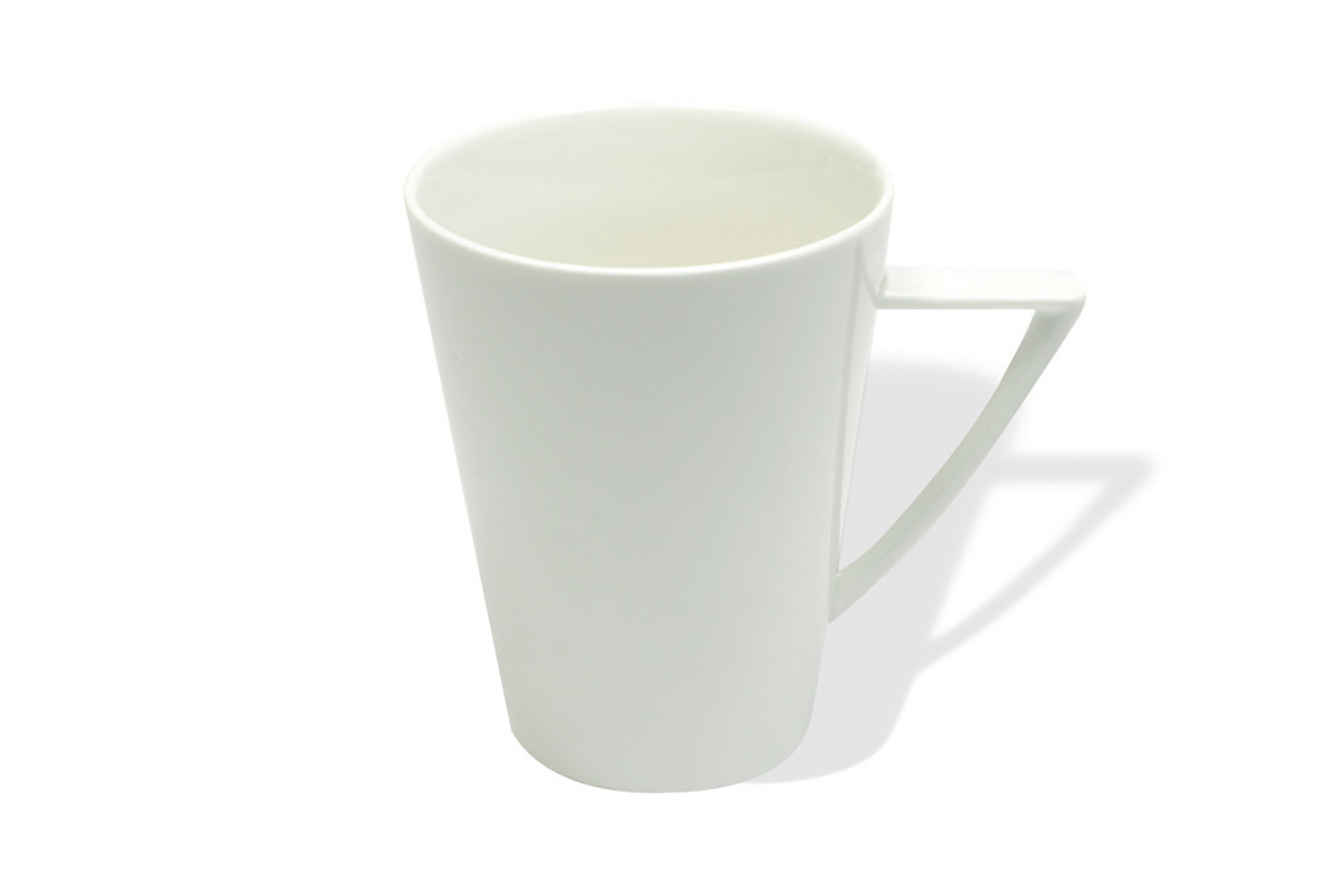 Maxwell & Williams White Basics Monaco 350Ml Square Mug