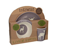 Creative Tops Into The Wild Deer 3Pc Kids Set