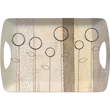 Creative Tops Natural Simplicity Large Luxury Handled Tray