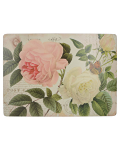 Photo of Creative Tops Rose Garden Pack Of 6 Premium Placemats
