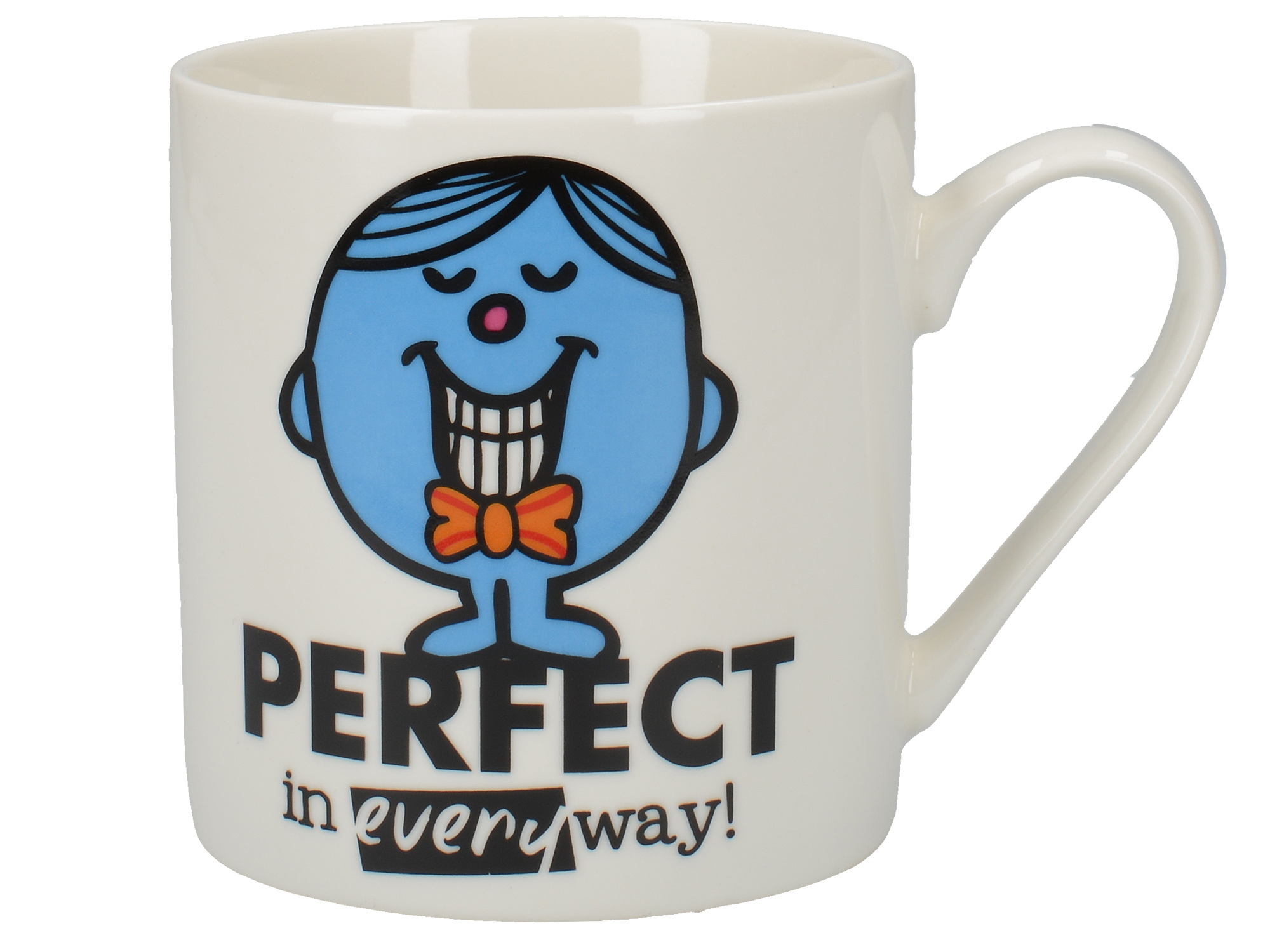 Mr Men Mr Perfect Can Mug