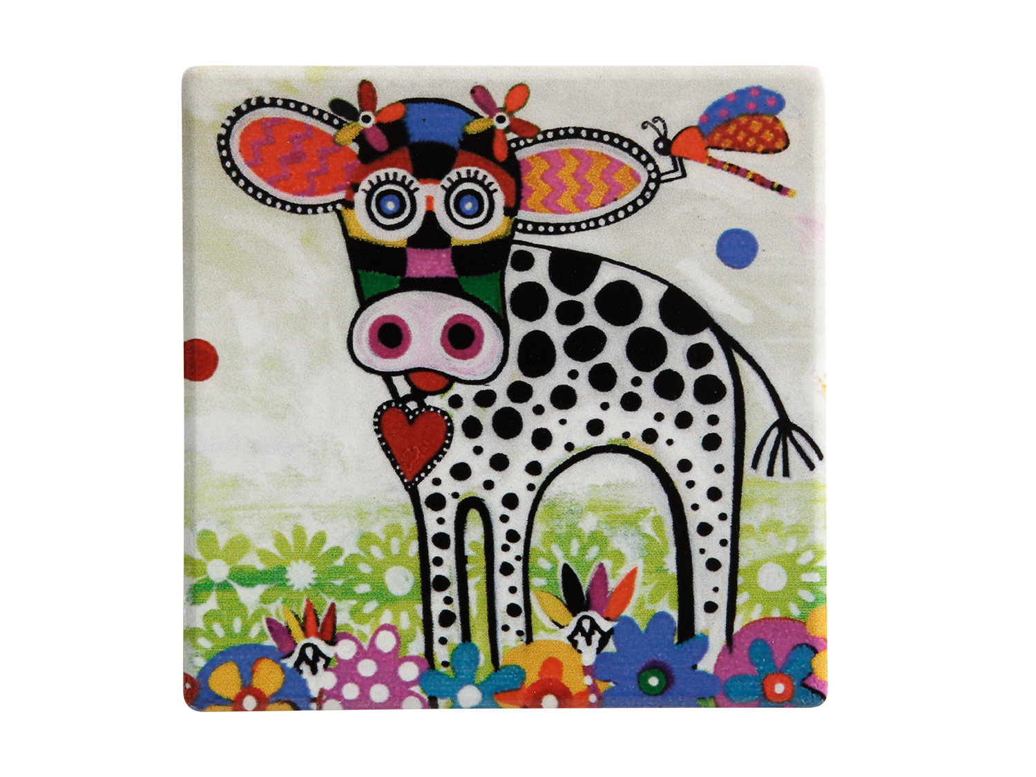 Maxwell & Williams Smile Style Betsy 9Cm Coaster