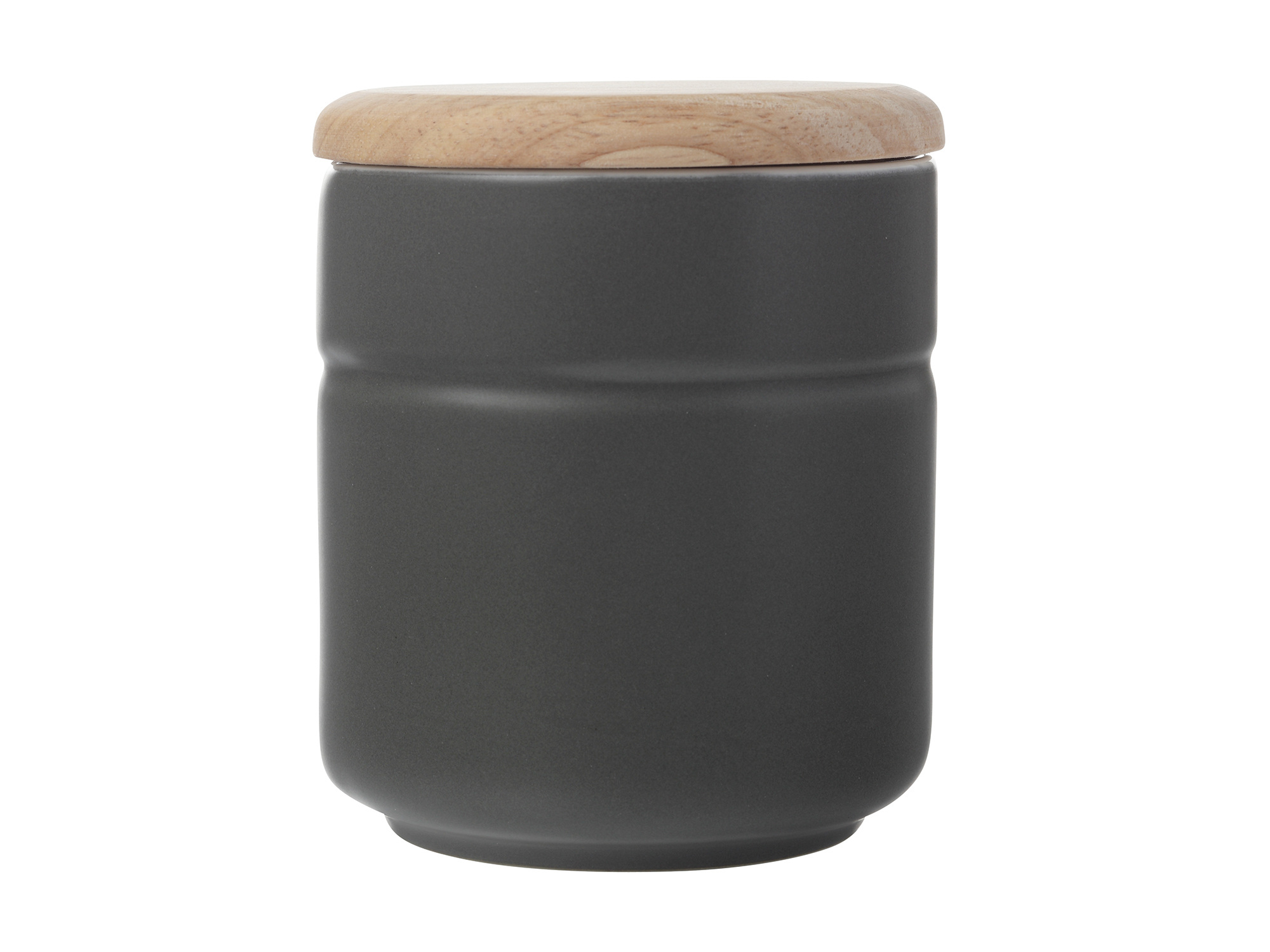 Maxwell & Williams Tint 600Ml Canister Charcoal