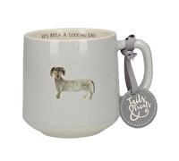 Creative Tops Tails & Treats Its Been A Looong Day Dog Mug