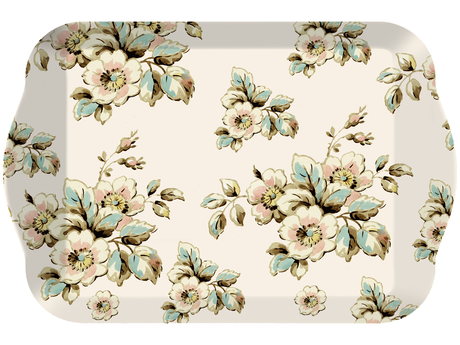 Katie Alice Cottage Flower Scatter Tray