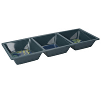 Creative Tops Drift Melamine Trio Tray