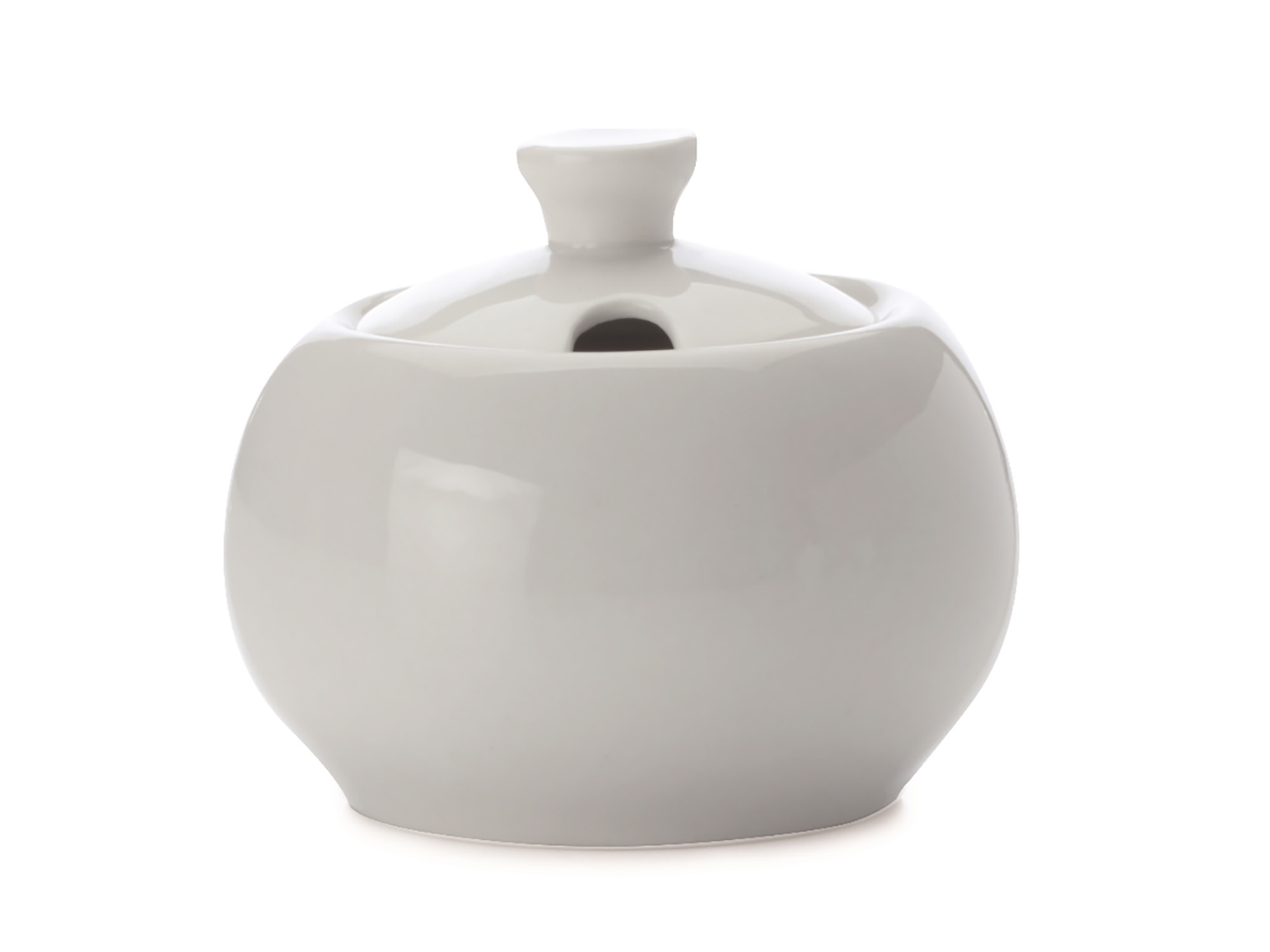 Maxwell & Williams White Basics 9.5Cm Round Sugar Bowl