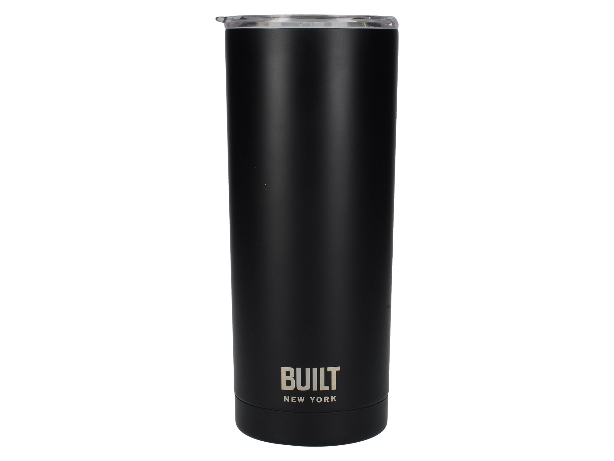 Built 20Oz Double Walled Stainless Steel Water Tumbler Black