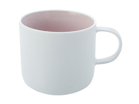 Maxwell & Williams Tint 440Ml Mug Rose