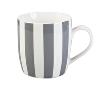 Everyday Home Geo Stripe Barrel Mug