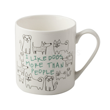 Everyday Home Dog Can Mug